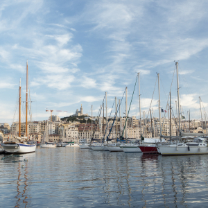 Nestled between sea and hills, Marseille is an amazing city