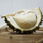 Kapri durian ... It's just different!